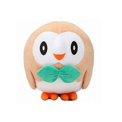 Pokemon Rowlet 4 Inch Plush Clip Figure