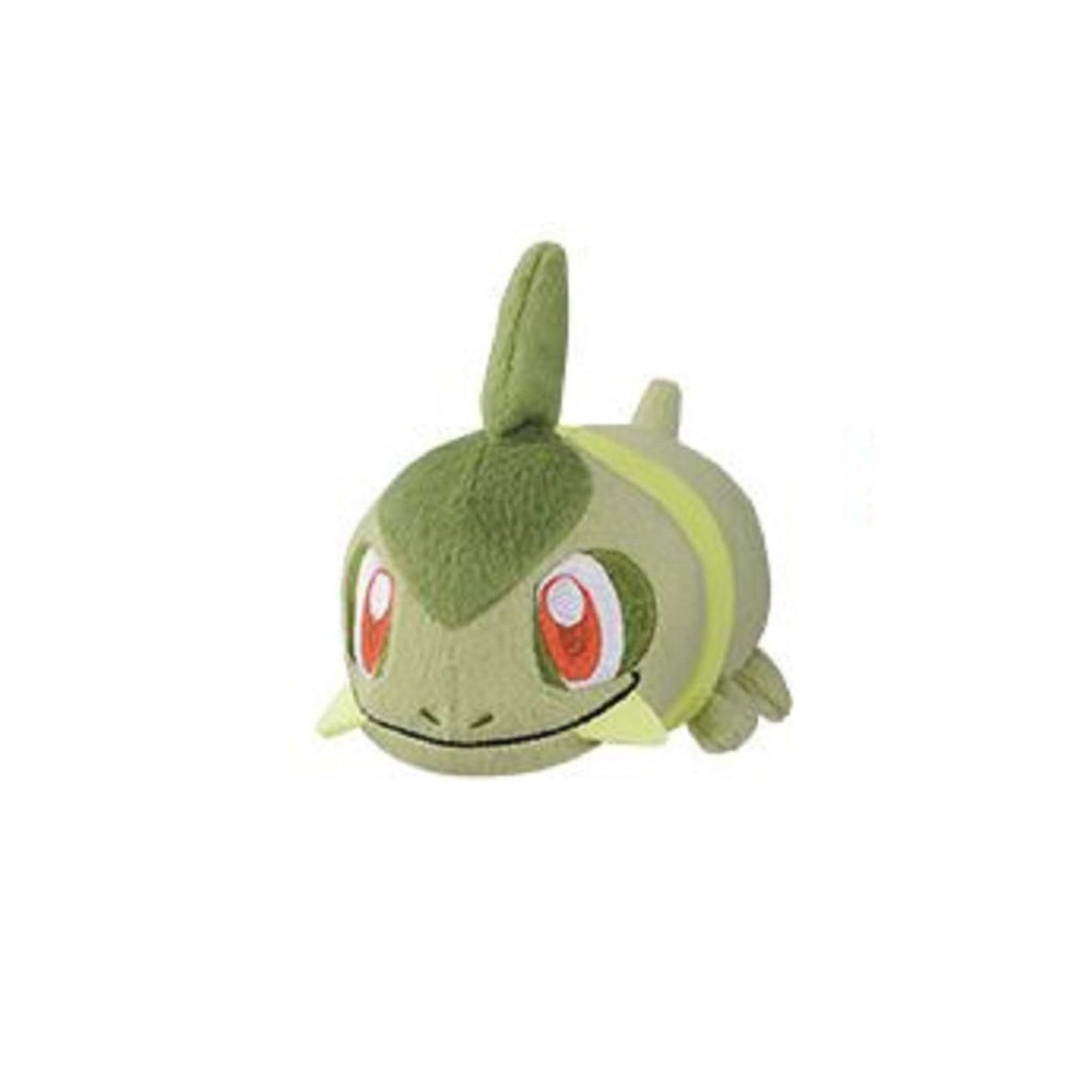 Pokemon Laying Axew 5 Inch Plush Figure