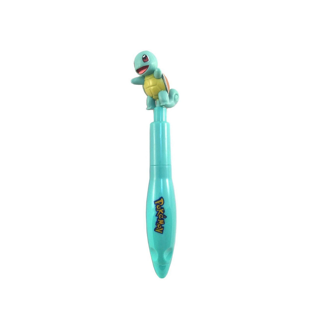 Pokemon Squirtle Character Clicker Pen