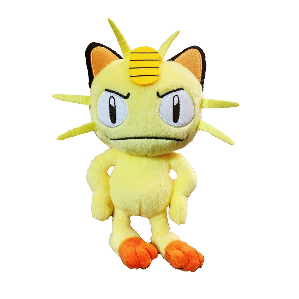 Pokemon Sun And Moon Meowth 4 Inch Plush Figure
