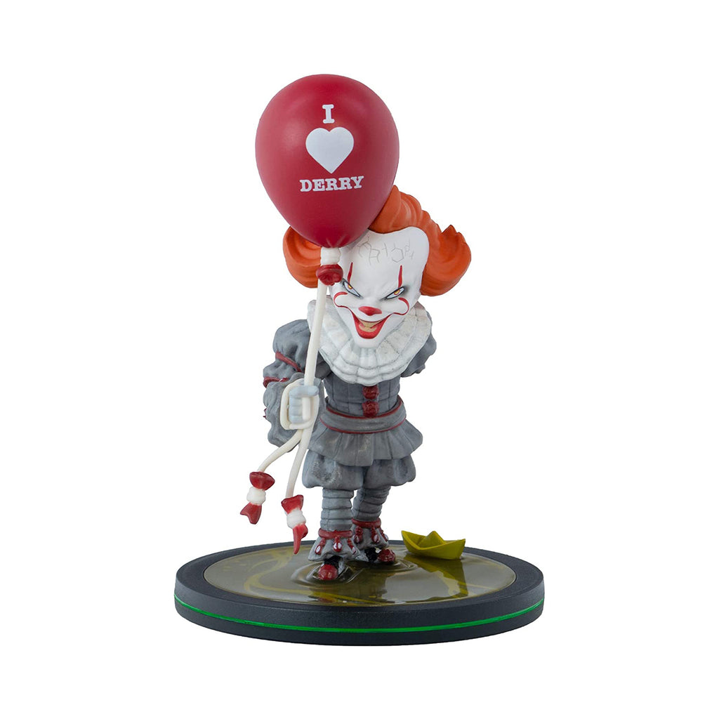 Quantum Mechanix IT Chapter Two Q-Fig Pennywise Vinyl Figure