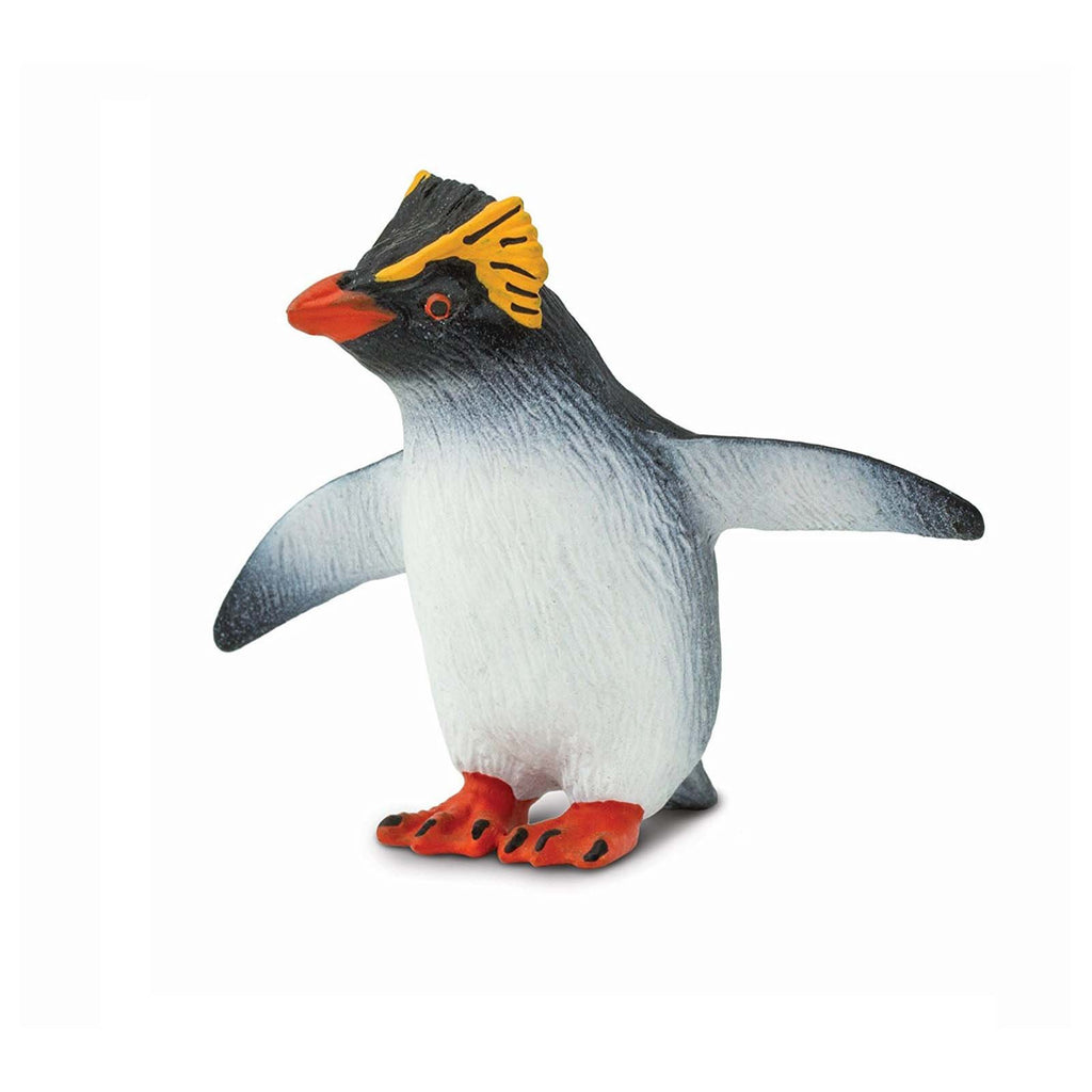 Rockhopper Penguin Wild Safari Animal Figure Safari Ltd