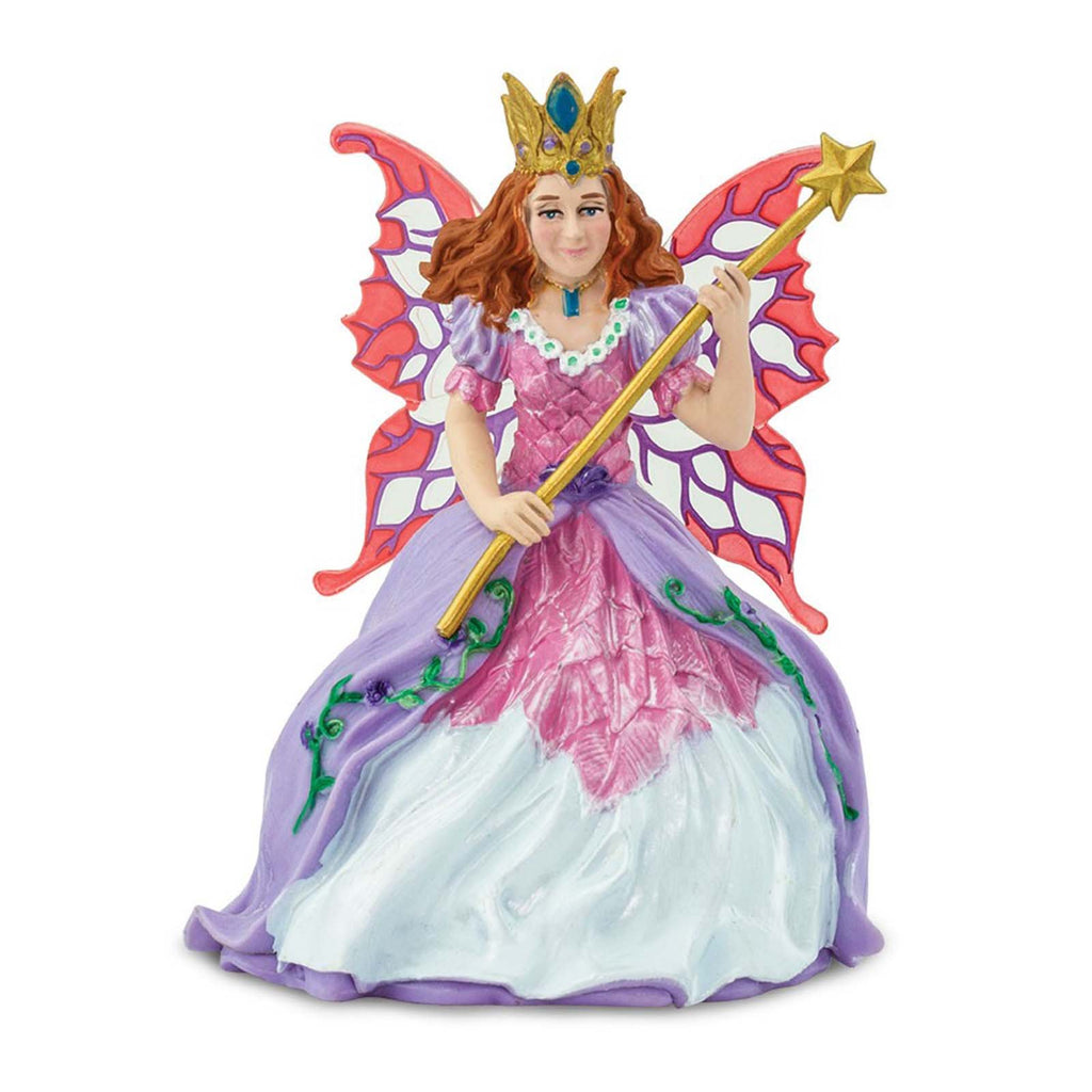 Rose The Fairy Queen Mythical Realms Figure Safari Ltd
