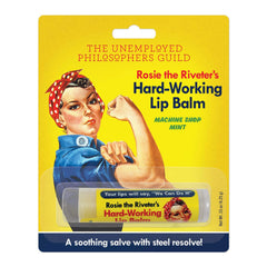 Rosie the Riveter Hard Working Lip Balm
