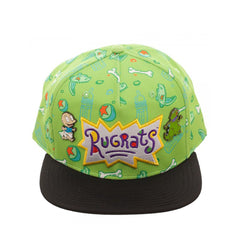 Rugrats Emblem Sublimated Snapback Hat