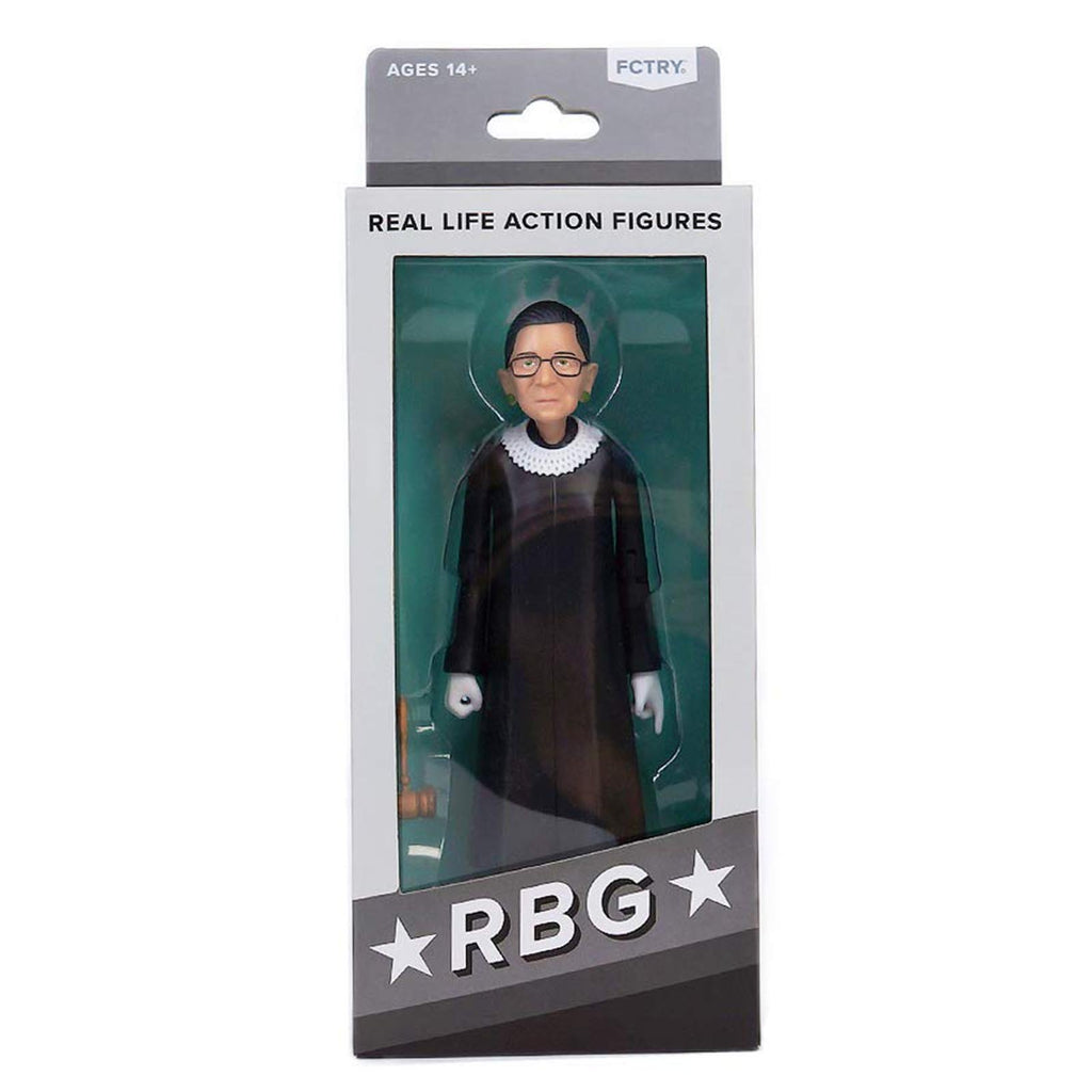 Ruth Bader Ginsburg Real Life Action Figure