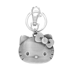 Sanrio Hello Kitty Head Metal Keychain
