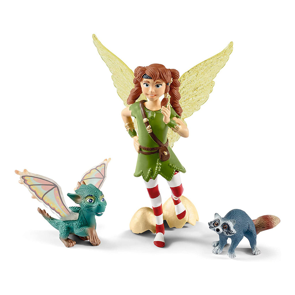 Schleich Marween With Nugur And Piuh Bayala Figure Set 70581
