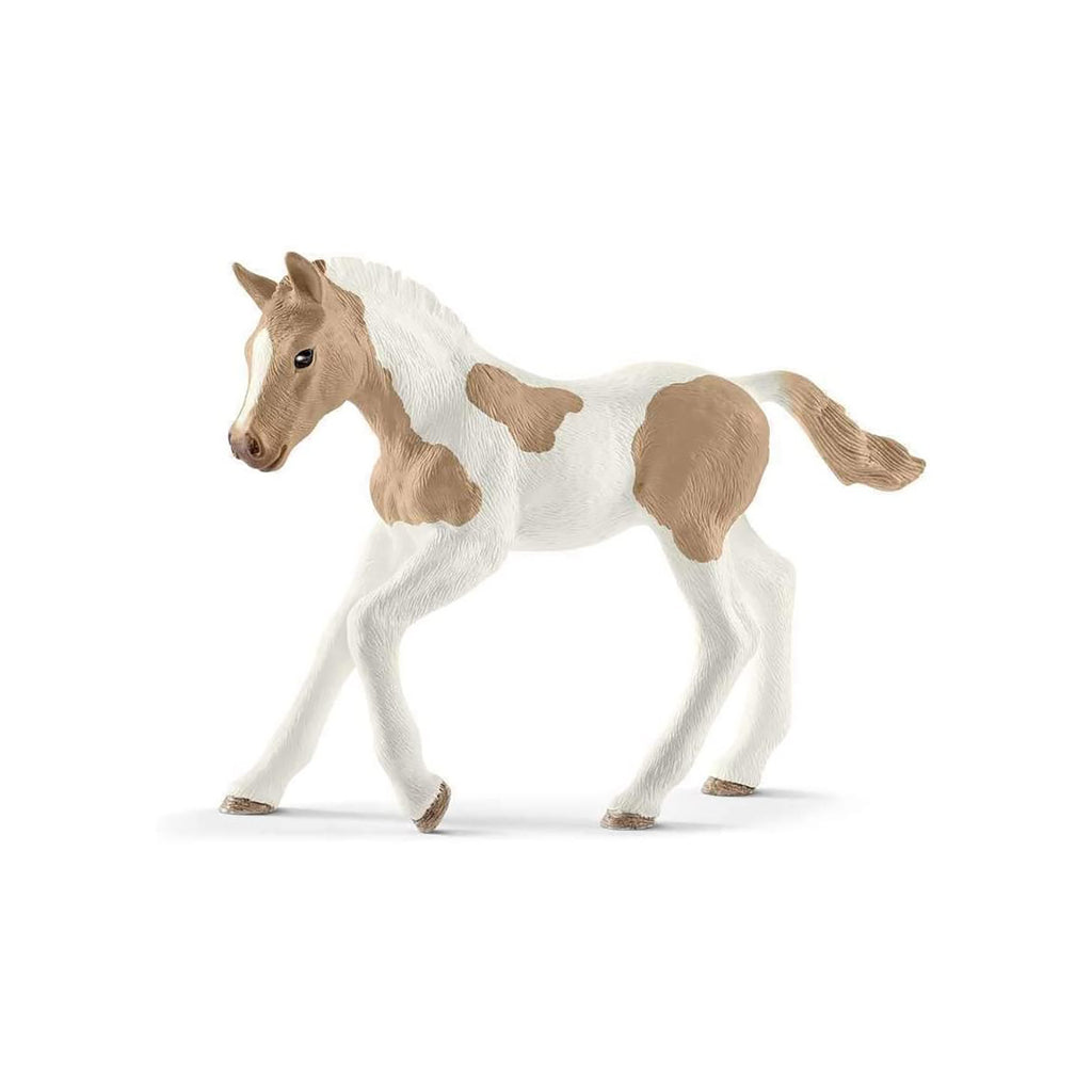 Schleich Paint Horse Foal Animal Figure 13886