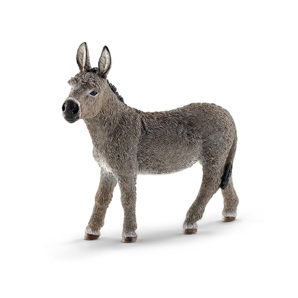 Schleich Donkey Animal Farm Figure