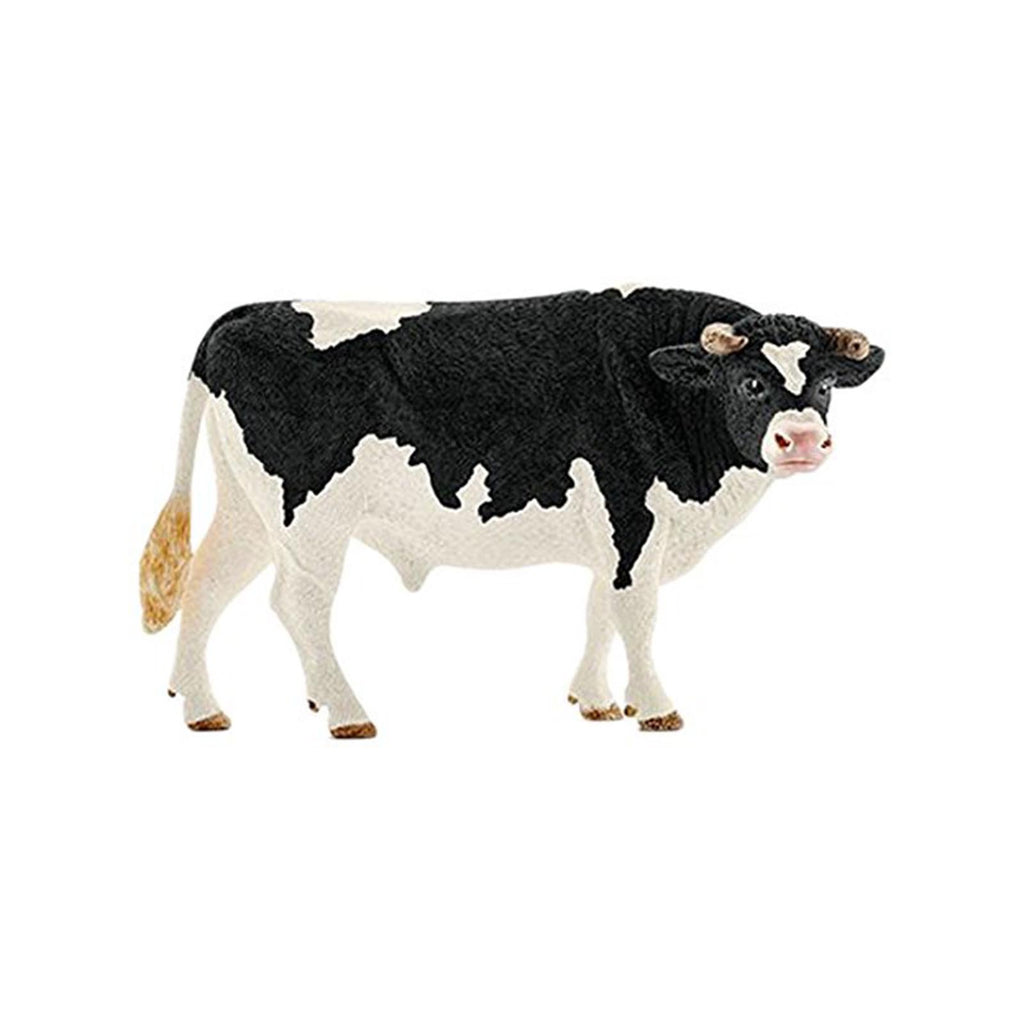 Schleich Holstein Bull Animal Farm Figure