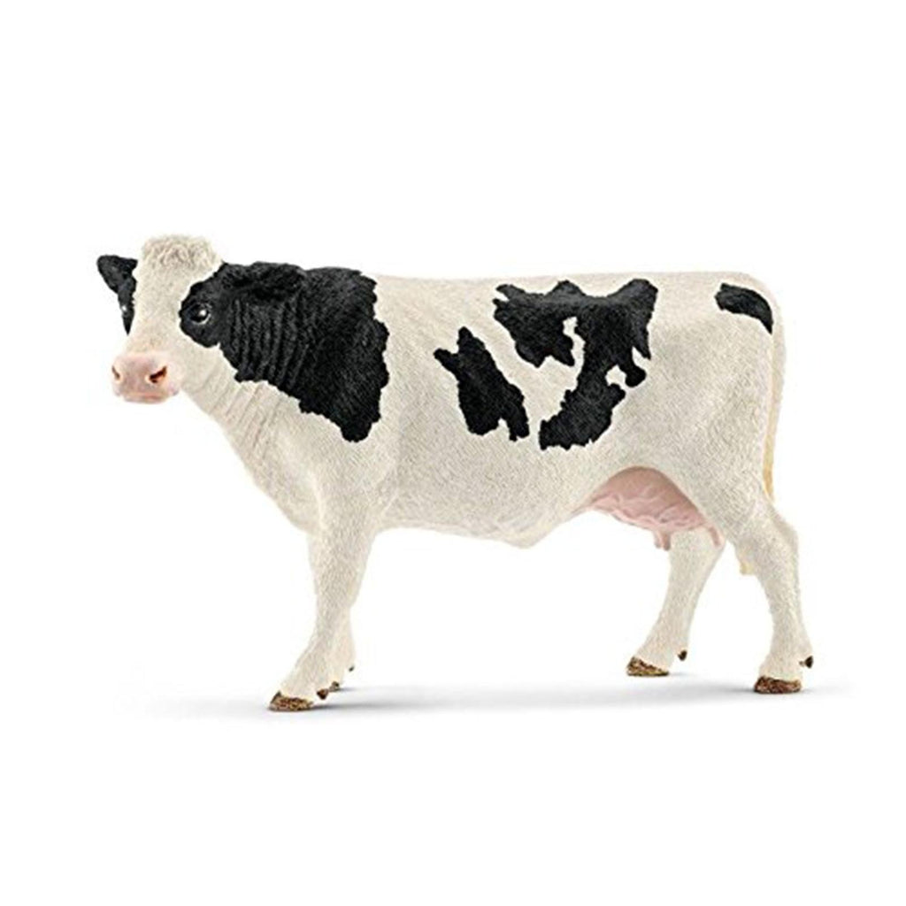 Mammal Figures - Schleich Holstein Cow Animal Farm Figure