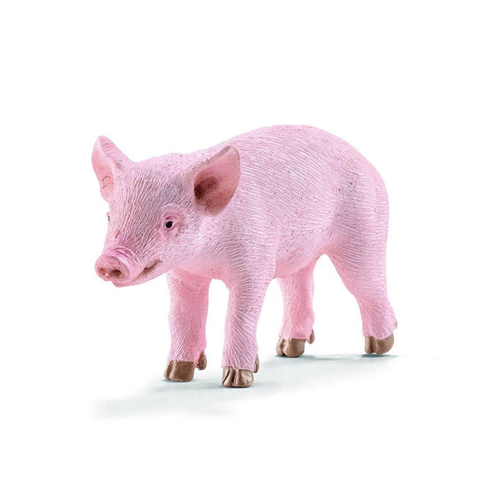 Schleich Piglet Standing Animal Farm Figure