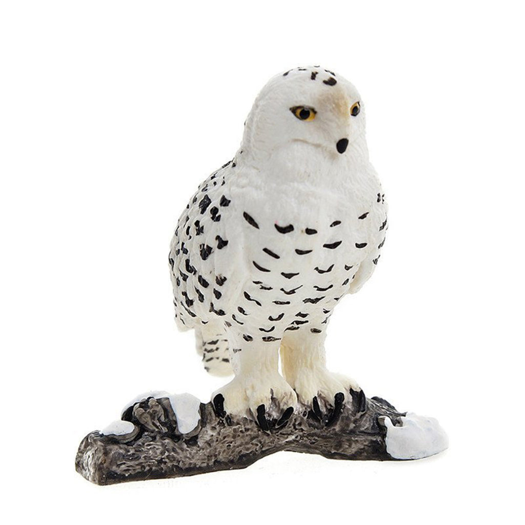 Schleich Snowy Owl Animal Figure