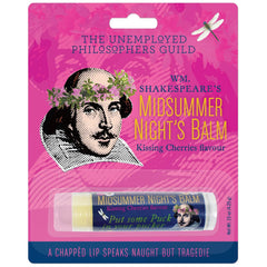 Shakespeare's Midsummer Nights Lip Balm