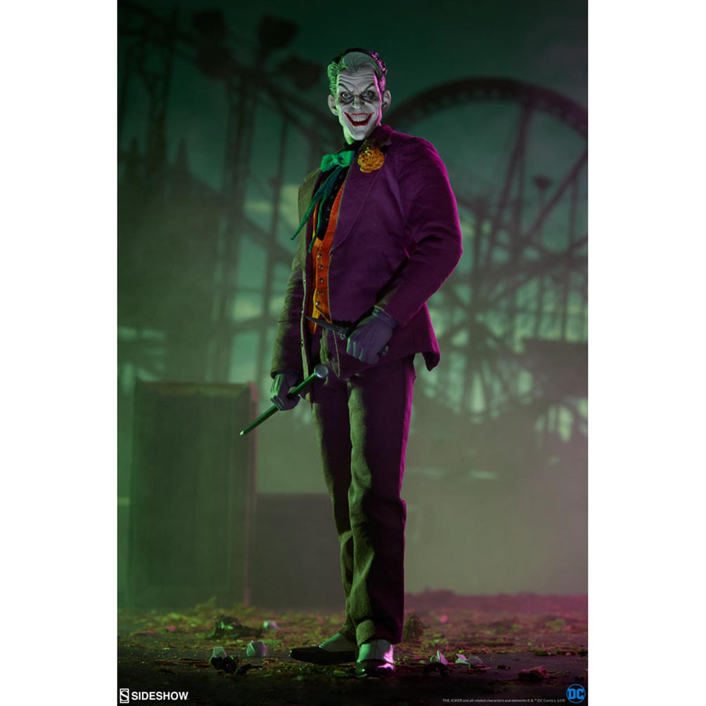 Sideshow DC The Joker Sixth Scale Collectible Figure