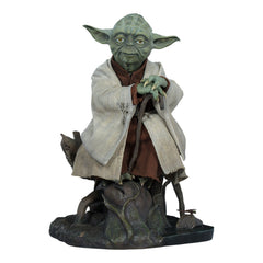 Sideshow Star Wars Empire Strikes Back Yoda Legendary Scale Statue