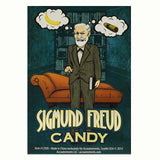 Novelty - Sigmund Freud Banana Flavored Candy