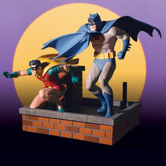 Silver Age Batman & Robin Statue by DC Comics