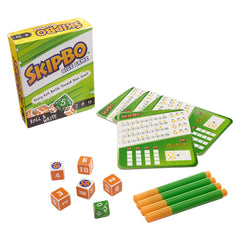 Skip Bo Roll And Write The Dice Game