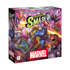 Smash Up Marvel The Game
