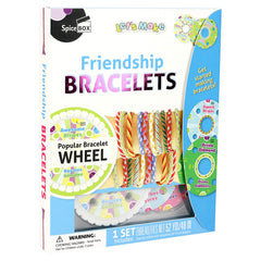 Spice Box Let's Make Friendship Bracelets