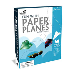Spice Box Let's Make Fun With Paper Planes