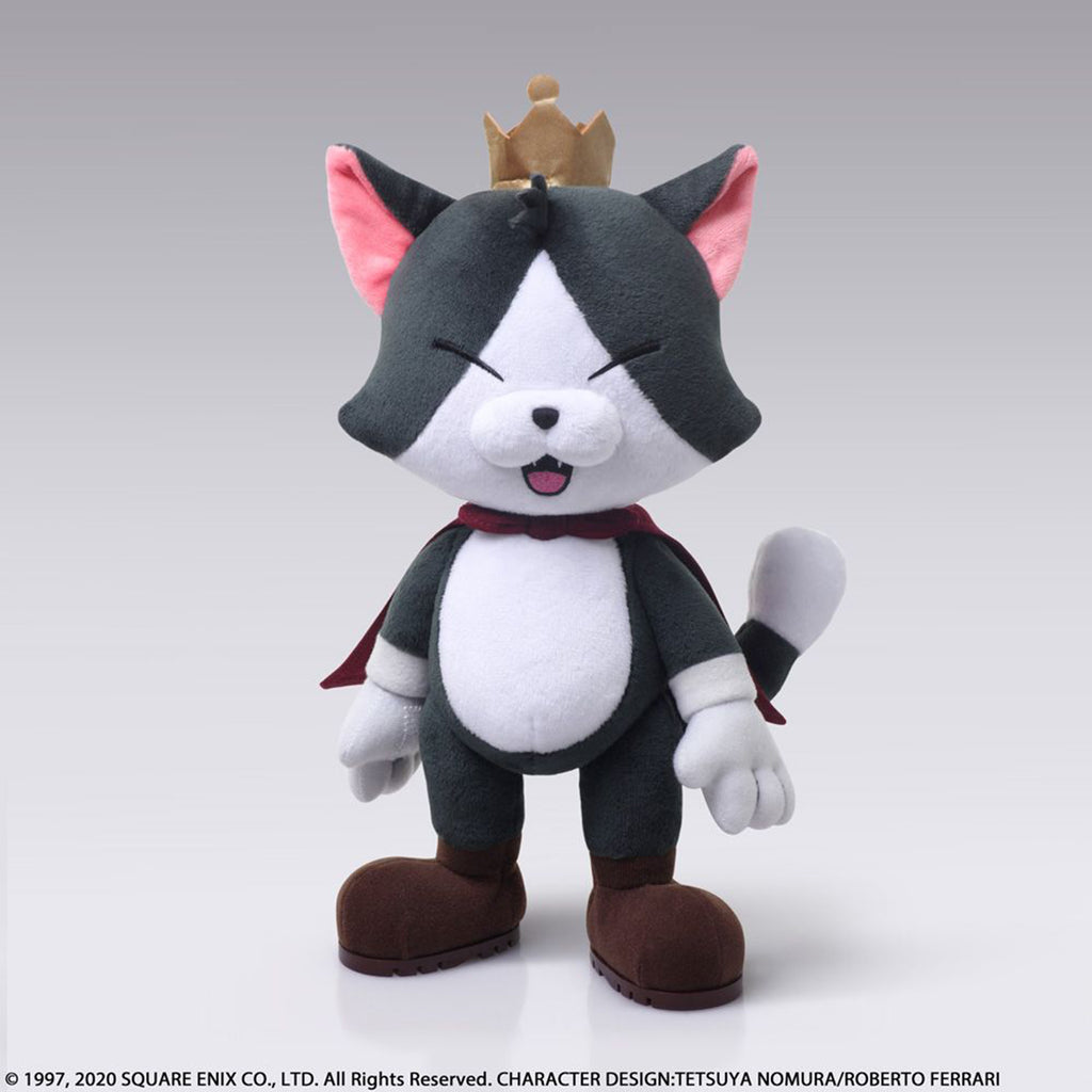 Square Enix Final Fantasy VII Cait Sith Action Doll Plush Figure