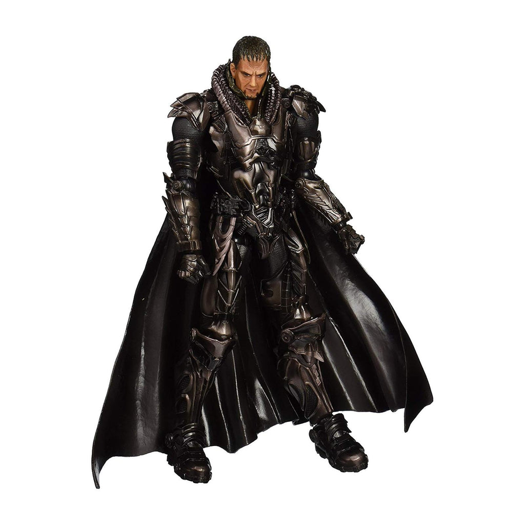 Square Enix DC Man Of Steel General Zod Play Arts Action Figure