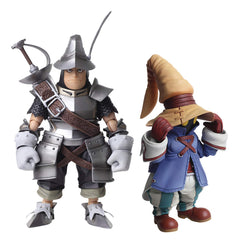 Square Enix Final Fantasy IX Vivi And Adelbert Figure Set