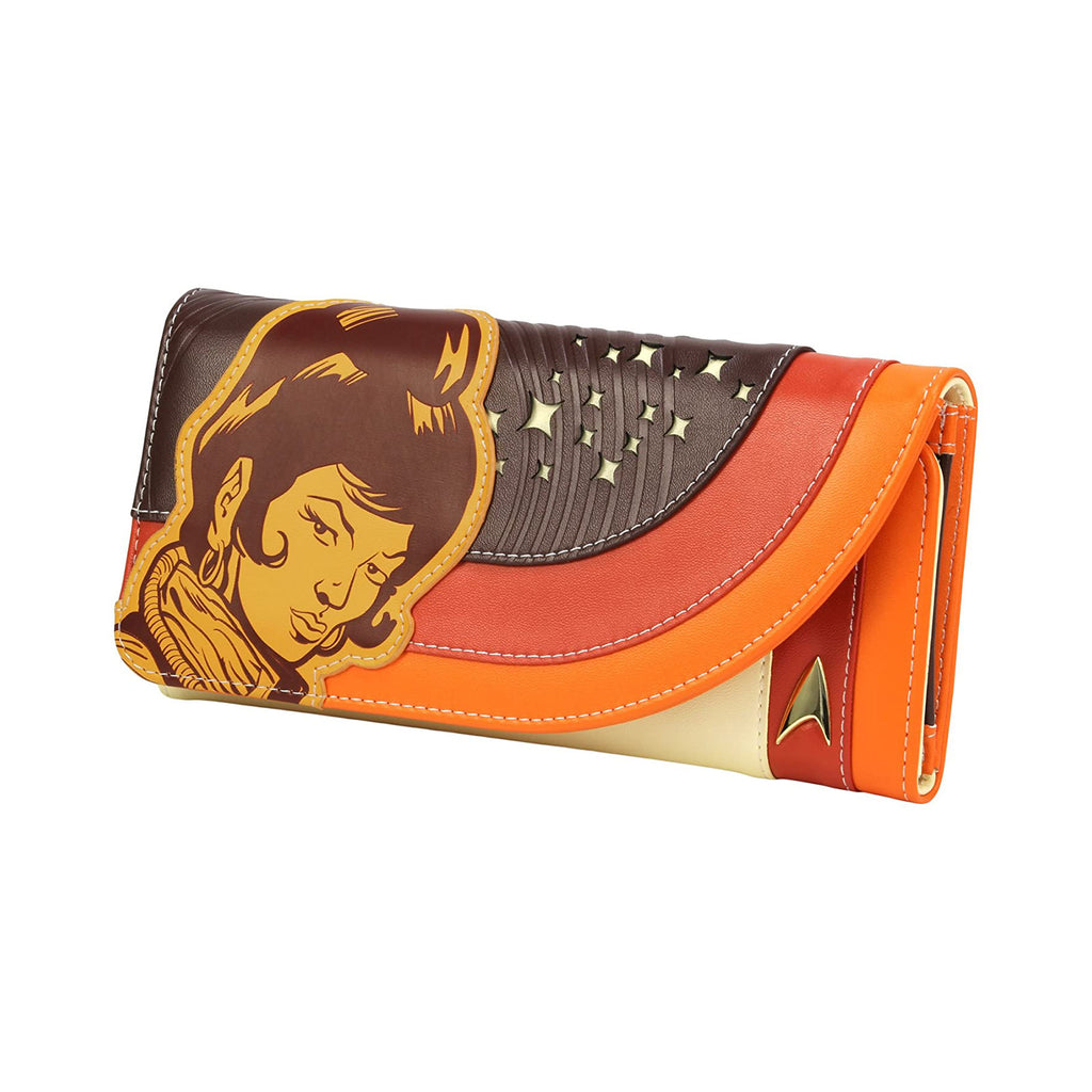 Star Trek Uhura Retro Space Wallet