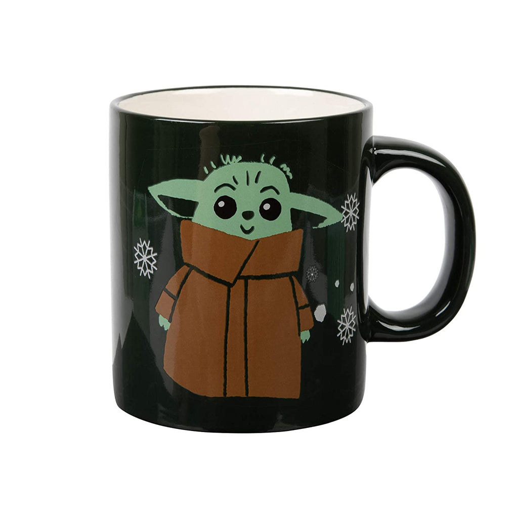 Star Wars Mandalorian The Child 16oz Ceramic Mug