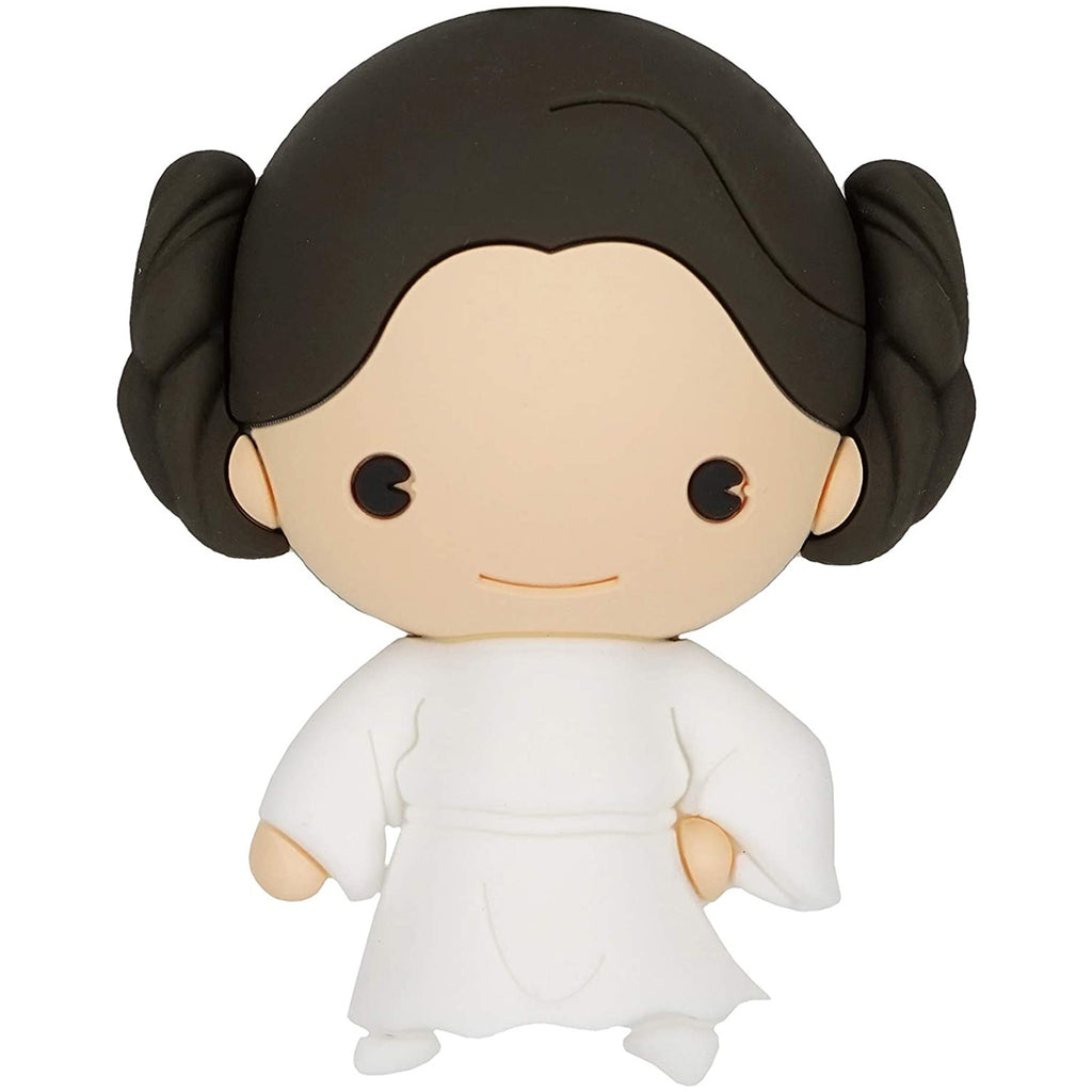 Star Wars Princess Leia 3D Foam Magnet