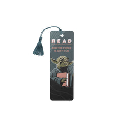 Star Wars Yoda Read Bookmark