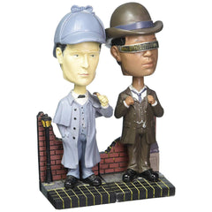 Bobble Head - Star Trek EE Exclusive Data La Forge Bobble Heads Set