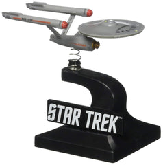 Bobble Head - Star Trek Monitor Mate USS Enterprise Bobble Figure