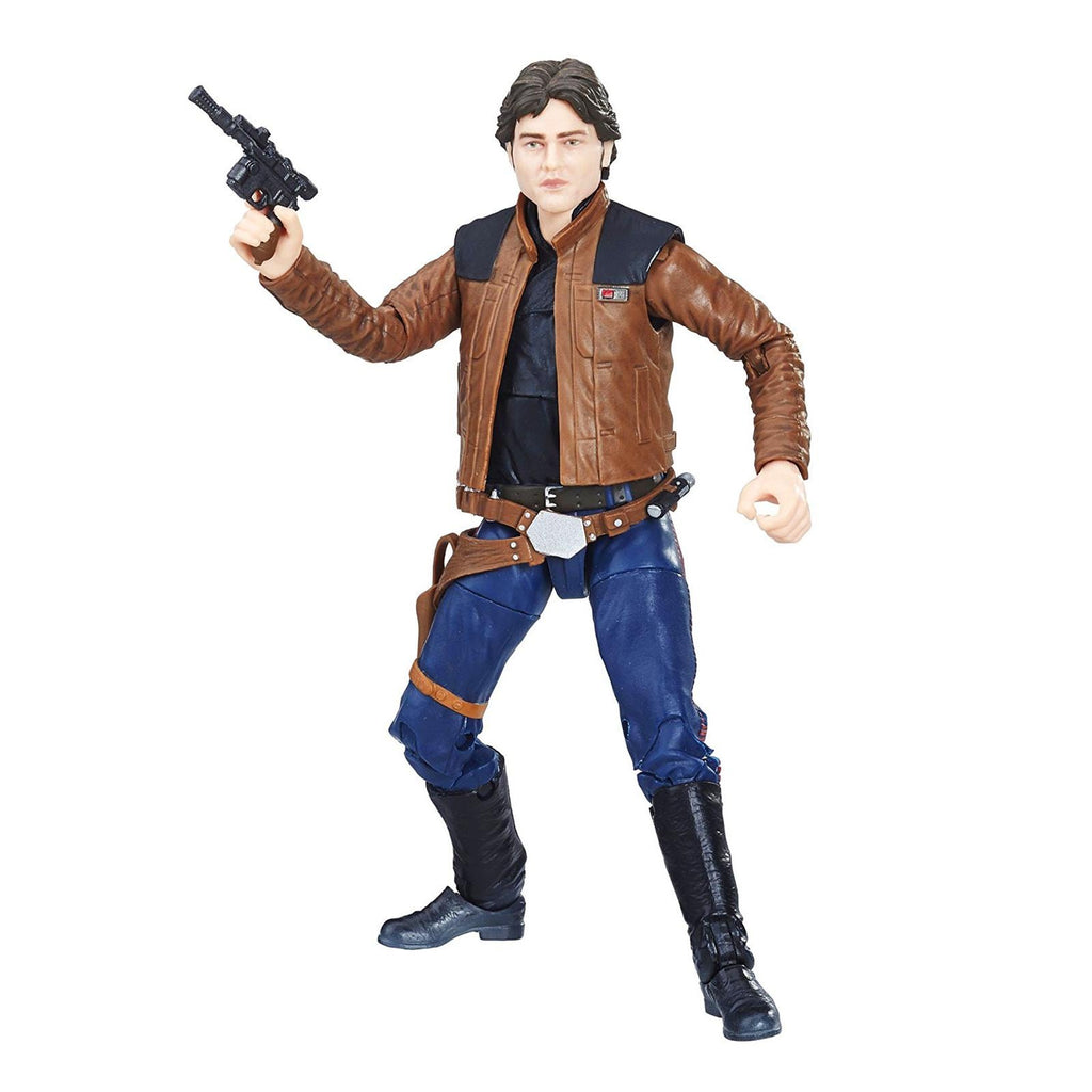 Action Figures - Star Wars Black Series Han Solo Action Figure