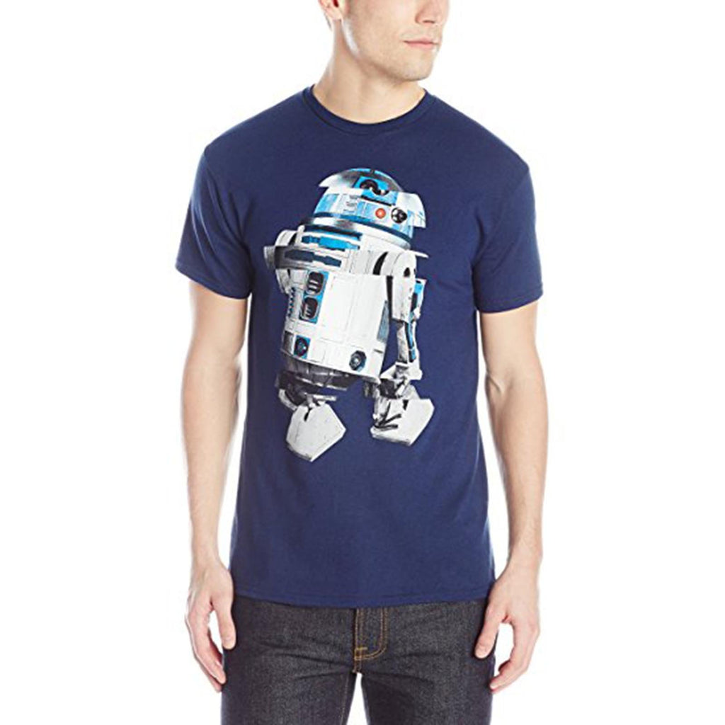 Star Wars R2-D2 Vertical Hold Adult Tee Shirt