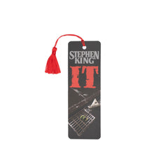 Stephen King IT Bookmark
