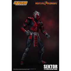 Storm Collectibles Mortal Kombat Sektor Action Figure