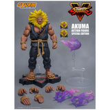 Action Figures - Storm Collectibles Street Fighter V Akuma Special Edition 7 Inch Action Figure