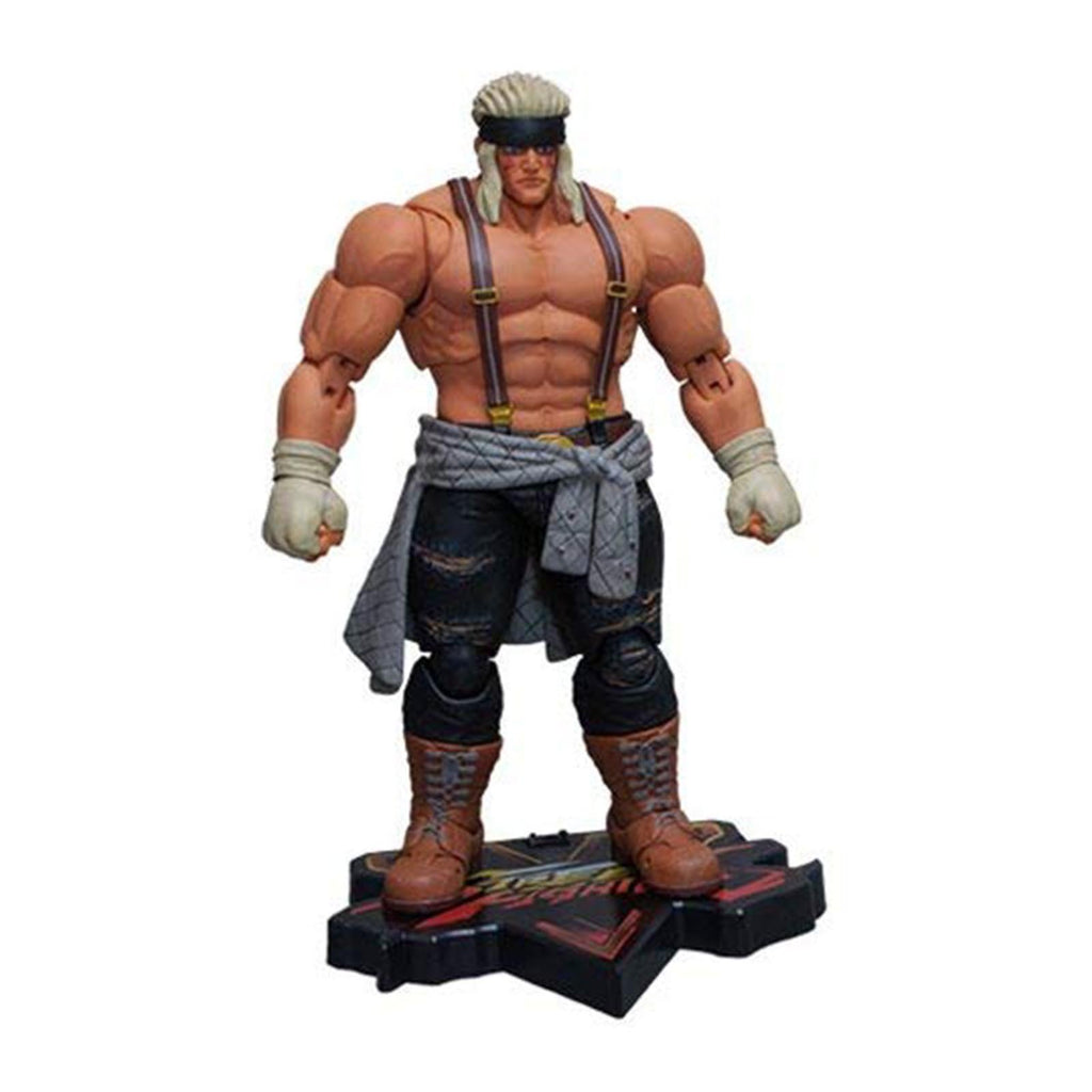 Storm Collectibles Street Fighter V Arcade SDCC Alex 7 Inch Action Figure