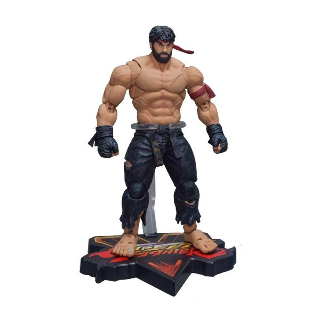 Storm Collectibles Street Fighter V Hot Ryu 7 Inch Black Pants Action Figure