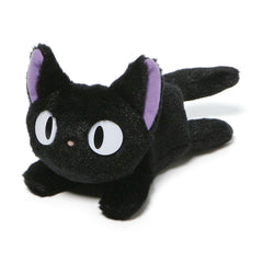 Anime Plush Figures - Studio Ghibli Kiki's Delivery Service Jiji Fluffy Bean Bag 4 Inch Plush