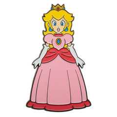 Super Mario Princess Peach 3 Inch Lapel Pin