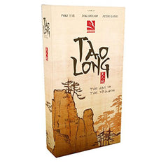 Board Games - Tao Long The Way Of The Dragon The Board Game