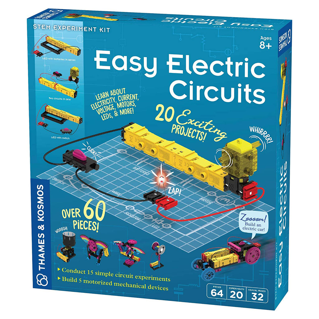 Thames And Kosmos STEM Easy Electric Circuits Set