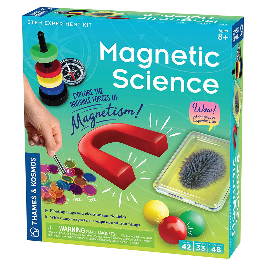 Thames And Kosmos STEM Magnetic Science Set
