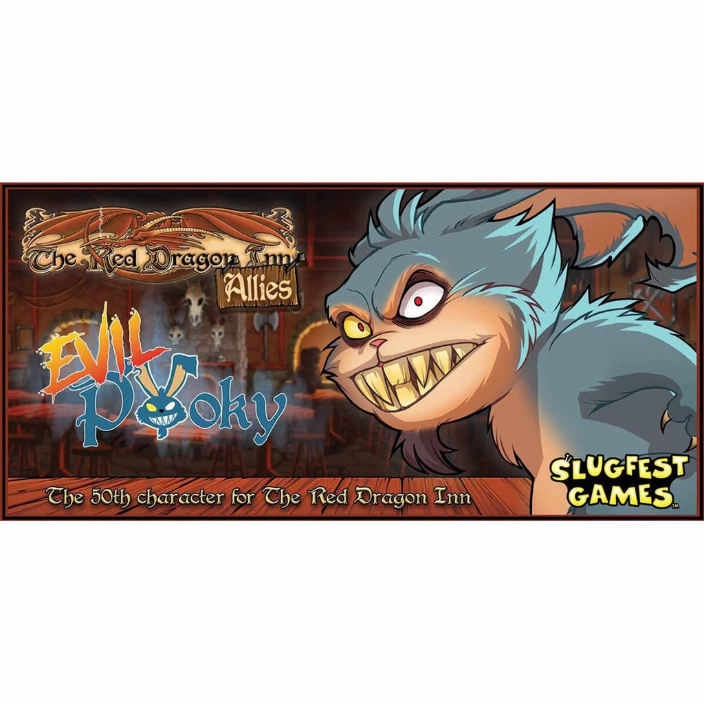 The Red Dragon Inn Allies Evil Pooky Expansion