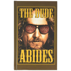 Action Figures - The Big Lebowski The Dude Abides Journal